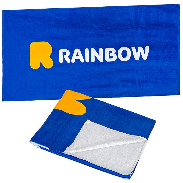 Cennik plazowych ręczników z logo